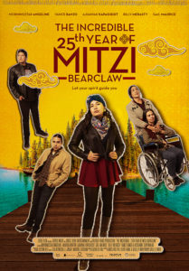 The Incredible 25th Year of MITZI BEARCLAW Poster