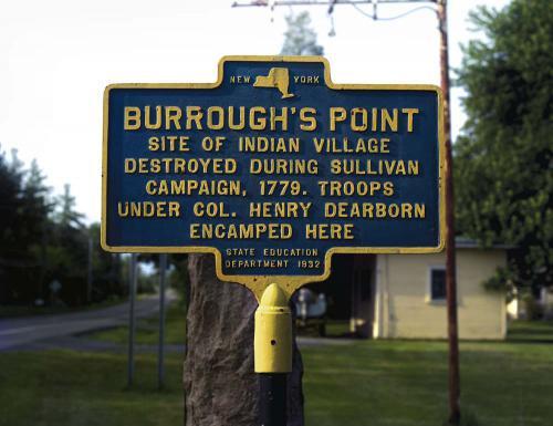 Battlefields Of My Ancestors-Burrough's Point 2015