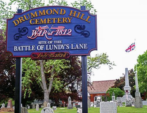 Battlefields Of My Ancestors-Lundy's Lane 2015