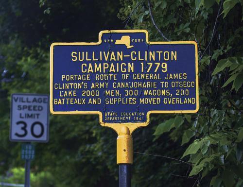Battlefields Of My Ancestors-Sullivan Campaign 2014